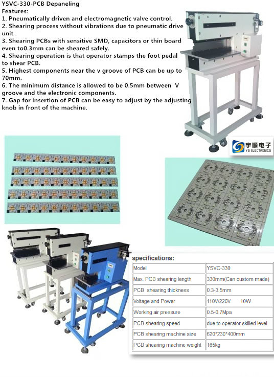 buy Economic pcb depaneling machine Full Speed Control By Human|PCB separator maestro